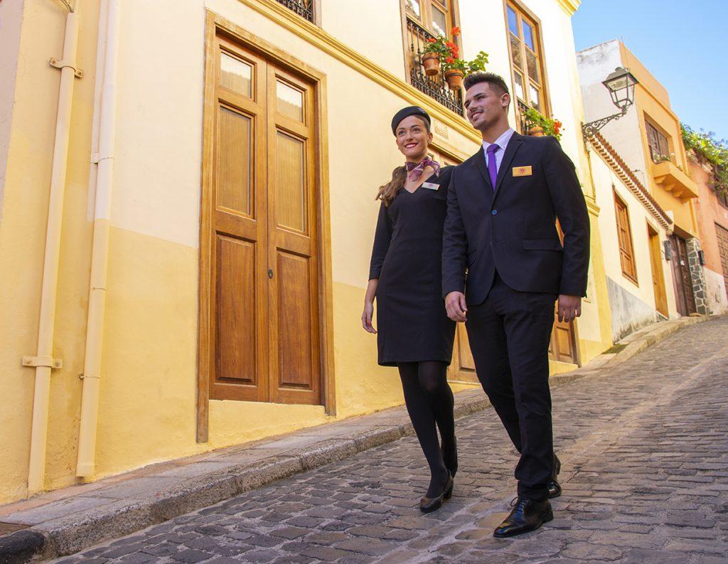 Escuela de Azafatas de Canarias